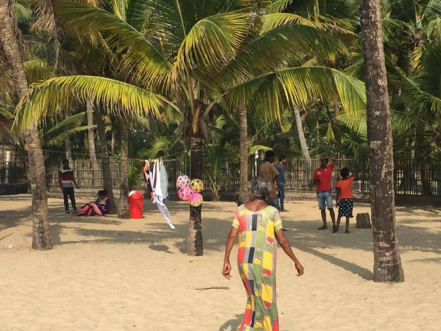 Les plages du Kerala