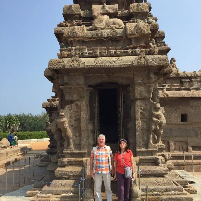 A Mahabalipuram