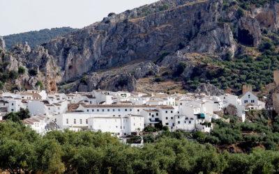 le village blanc de Zuheros