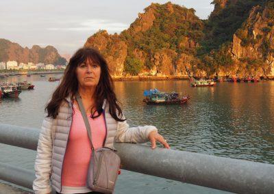 Brigitte à Hon Gai