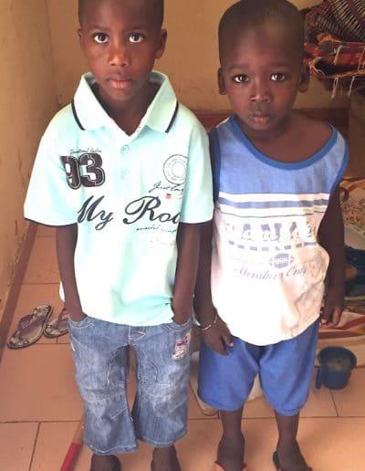 Enfants de Ndande