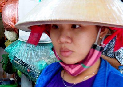 au marché de Bin Thay
