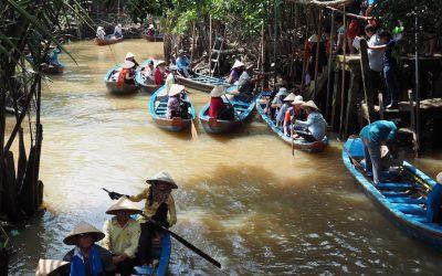 le Delta du Mékong : le grenier à riz du Vietnam