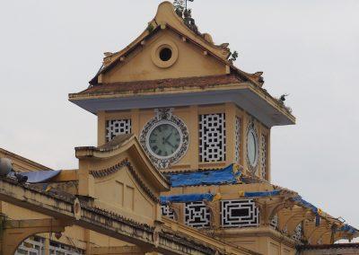 Bâtiment du marché de Bin Thay
