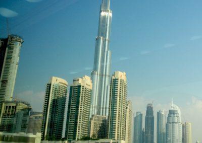 grattes-ciel à Dubaï