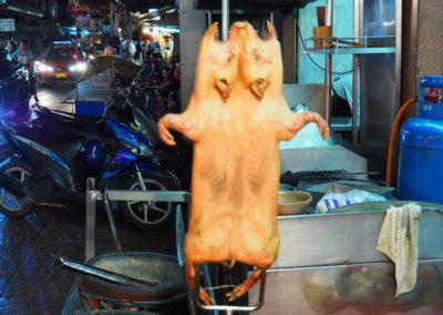 le petit cochon de chinatown