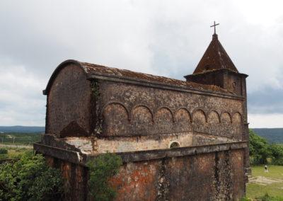 église catholique du Bokor