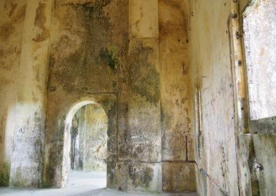 église désaffectée du Bokor