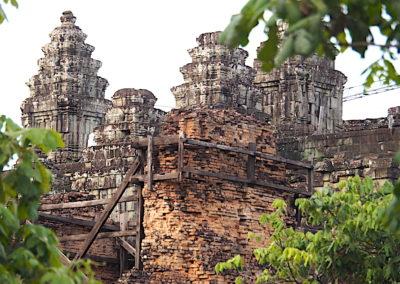 Phnom Bakheng site d'Angkor