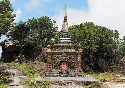 stupa au cambodge