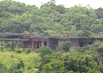 ancienne école française sur le Bokor