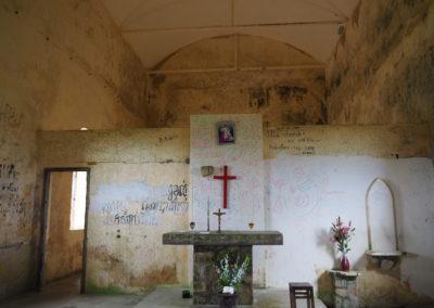 autel désaffecté