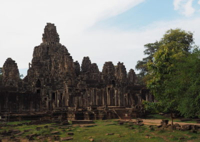 Bayon, site d'Angkor