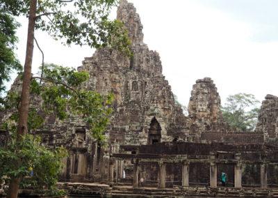 temple bayon site d'Angkor