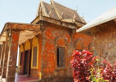 pagode des cinq jonques sur le Boko