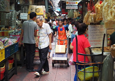 chinatown Bangkok quartier yawoarat