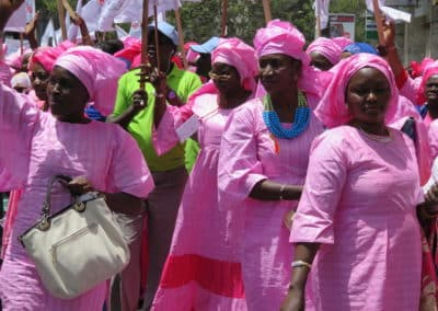 manifestation du 1er mai 2016 à Dakar