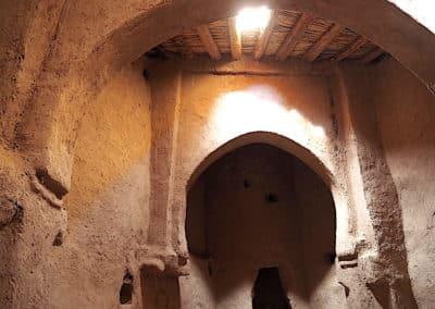la synagogue de Amzrou