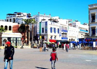 place centrale de Essaouira