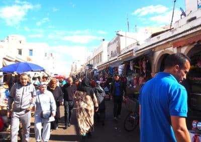 Au marché de Essaouira