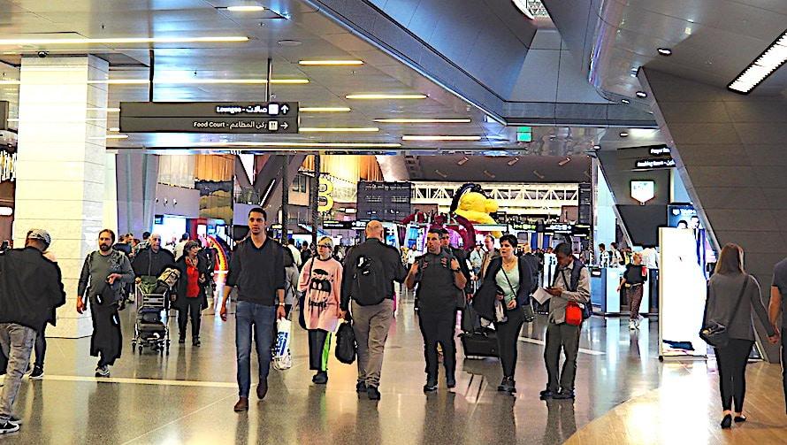 le monde des aéroports