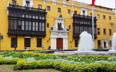 Lima entre histoire et modernité