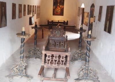 chambre funéraire de Santa Catalina