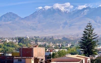 Arequipa ou la ville blanche