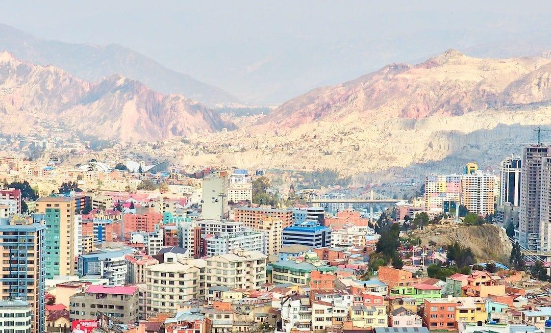 La Paz, une ville contrastée au coeur des Andes