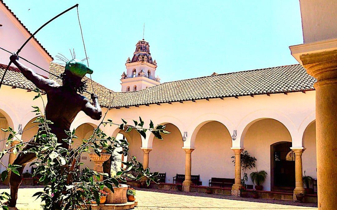 Sucre, une ville chargée d'histoire