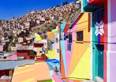 quartier populaire de Chullauma