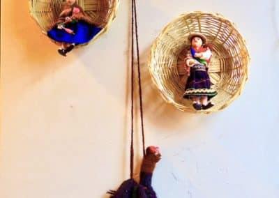 objets traditionnels de décoration