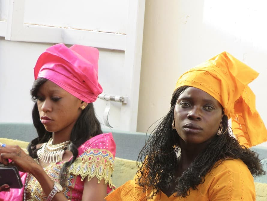 la fête du Gamou à Ndande