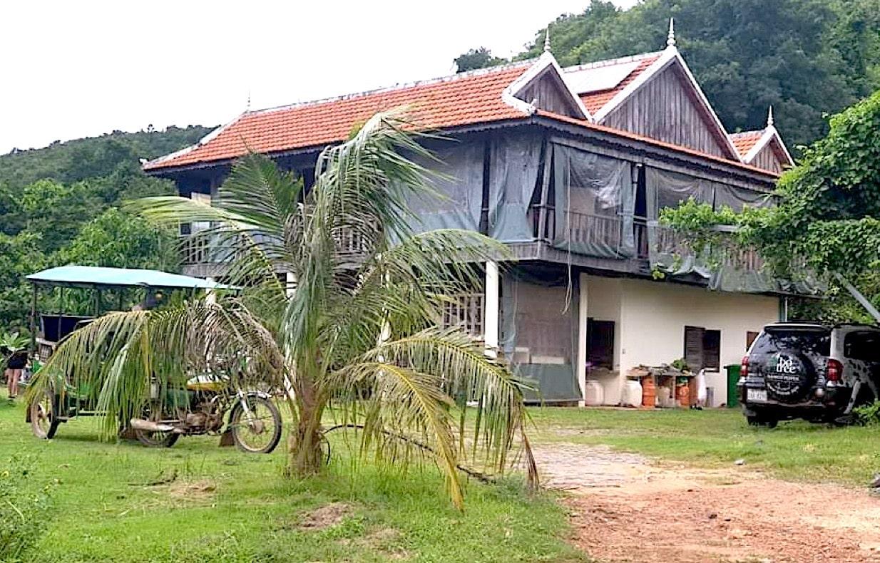 maison cambodgienne