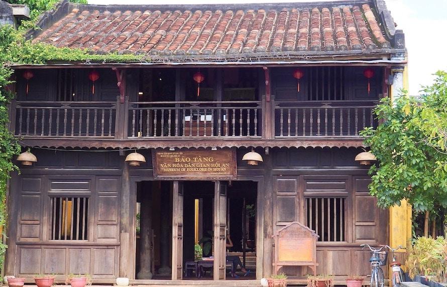 musée de Hoi An