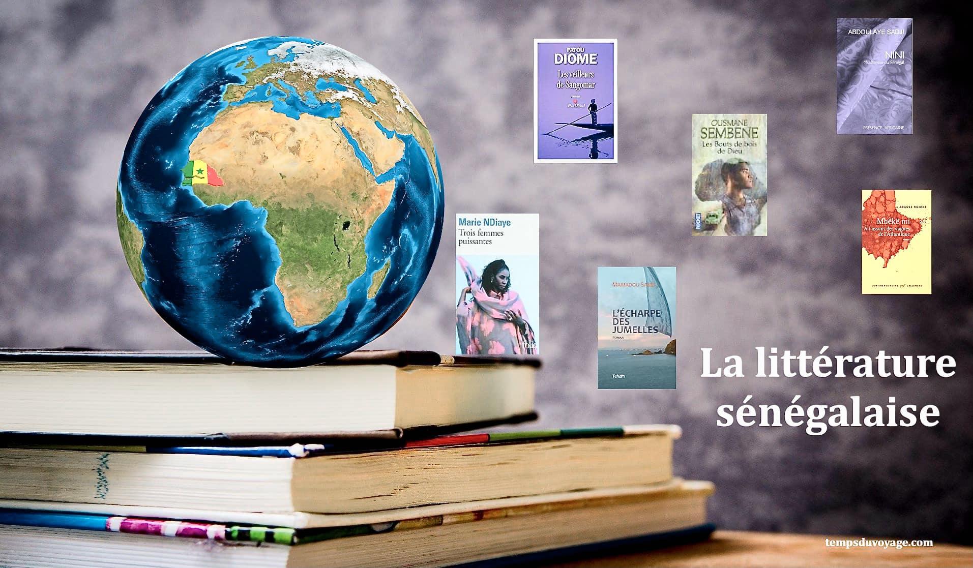 la littérature sénégalaise