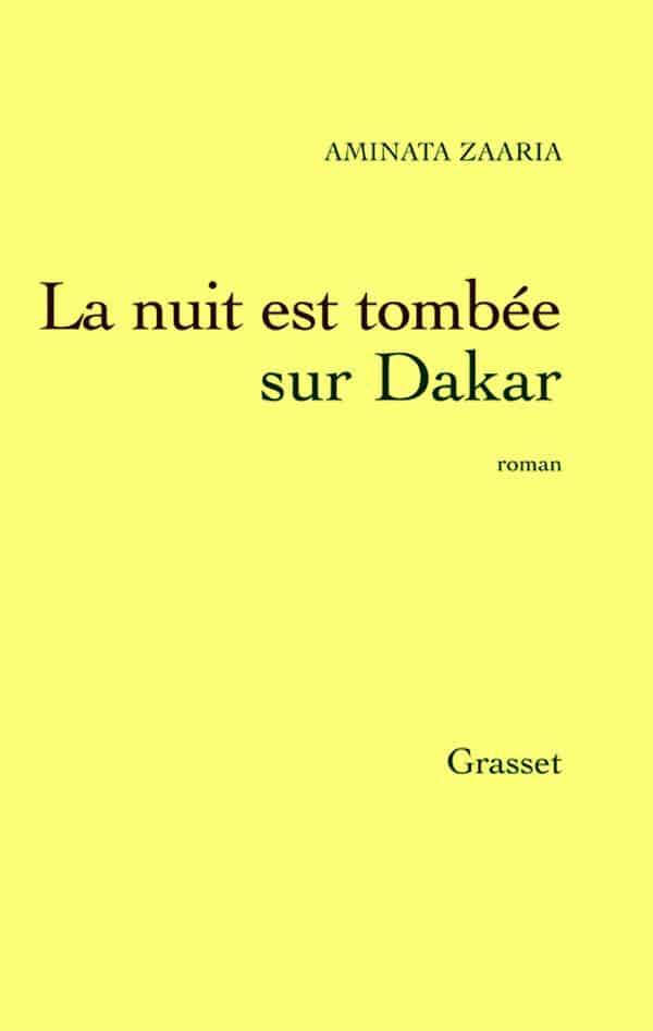 la nuit est tombée sur Dakar