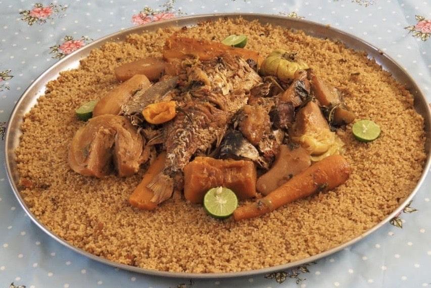 le couscous sénégalais