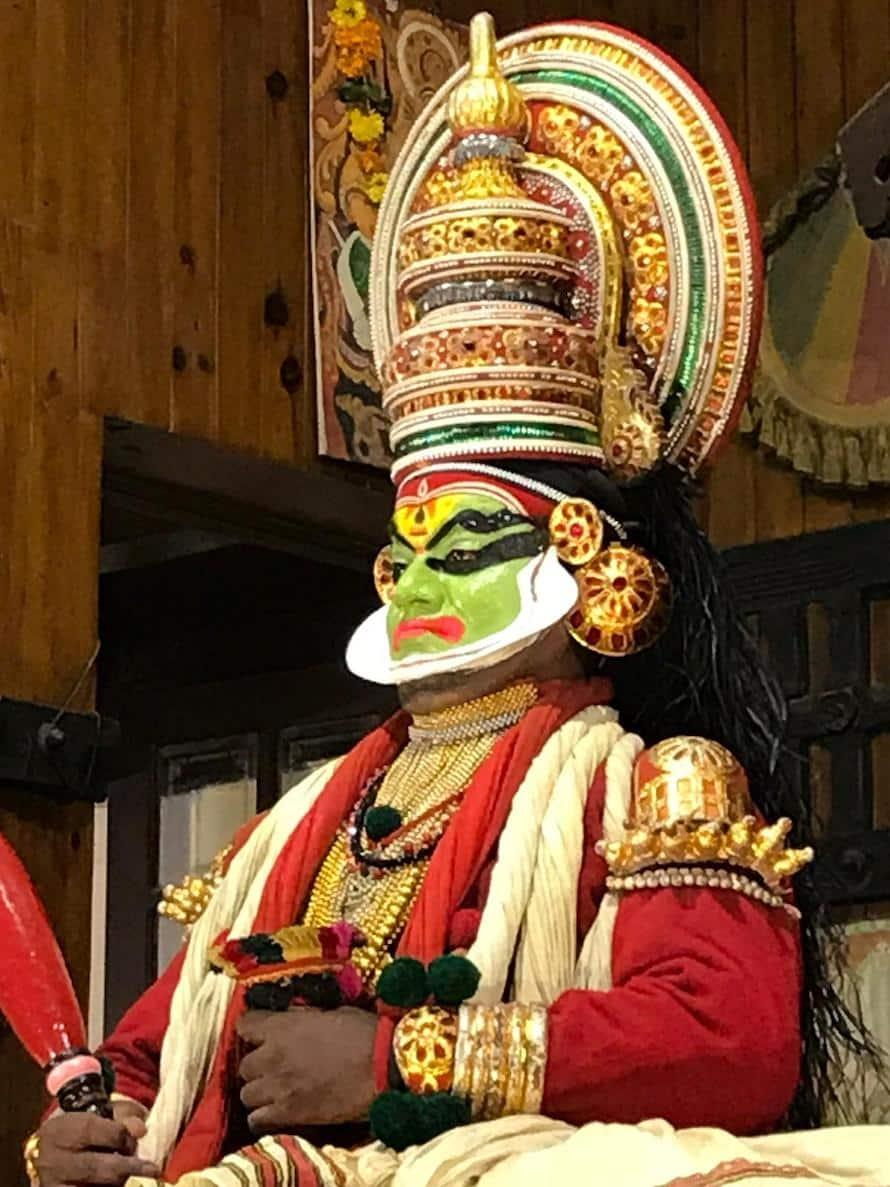 acteur Kathakali