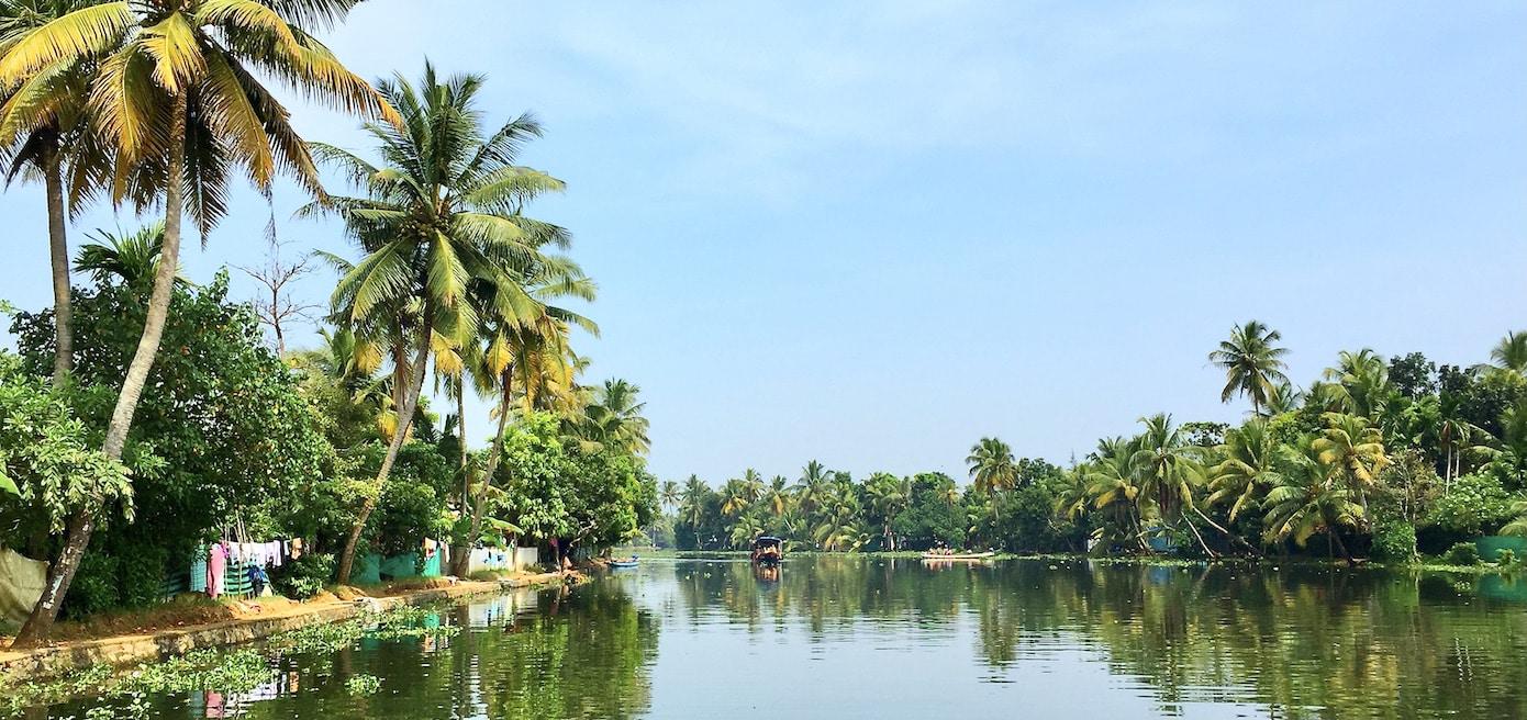 Alleppey et les backwaters