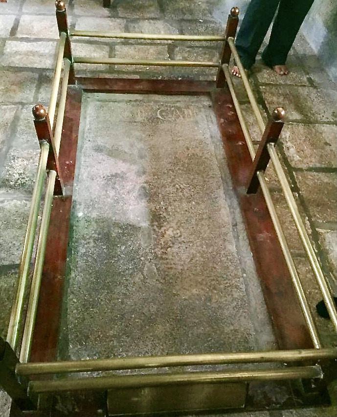le tombeau de vasco de gama