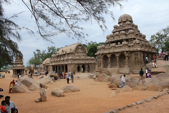 site historique de Mahabalipuram