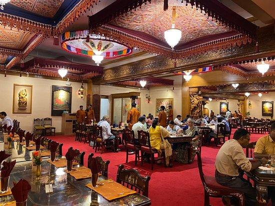 Restaurant Annalaksmi de Chennaï