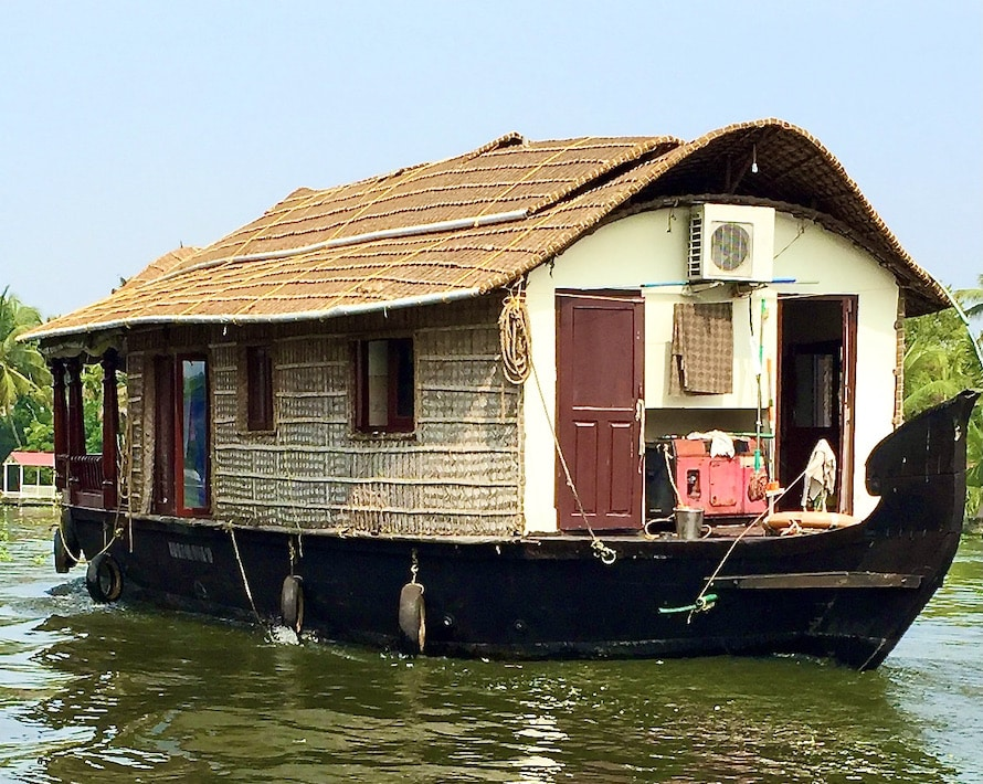 houseboat à Alleppey