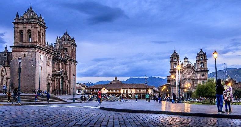 le centre de Cusco
